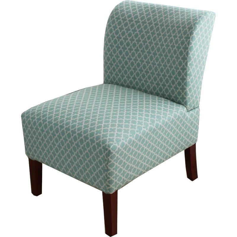 2019 Gozzoli Slipper Chairs Pertaining To Maturin Slipper Chair (View 11 of 30)