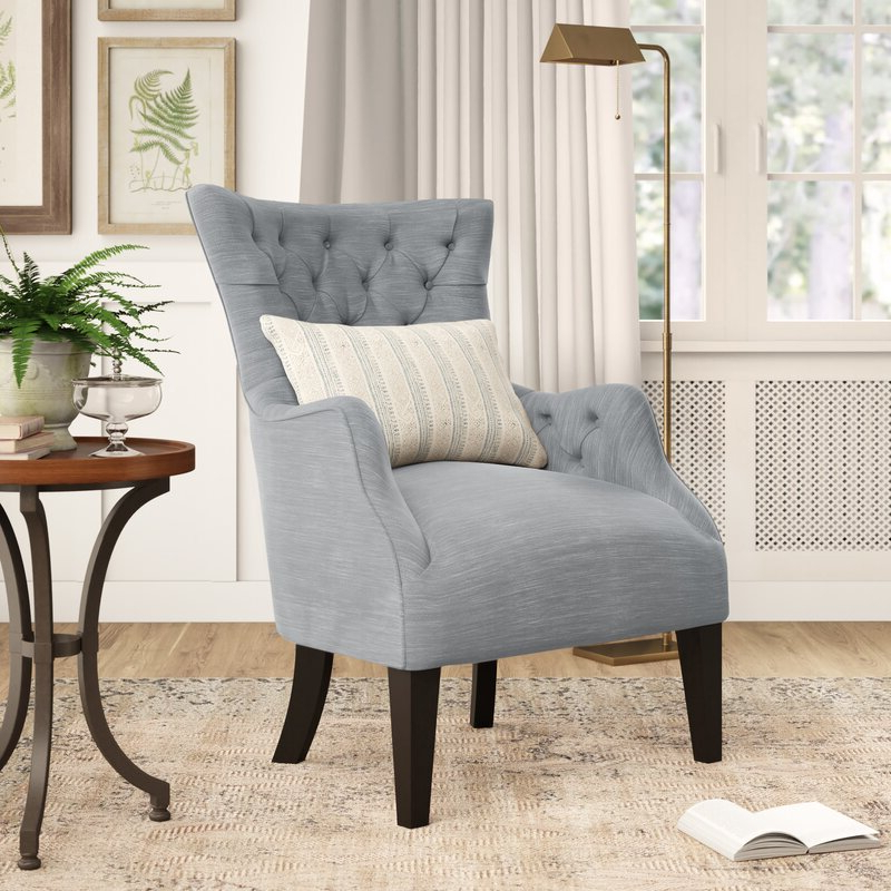 2019 Munson Linen Barrel Chairs Throughout Steelton (View 11 of 30)