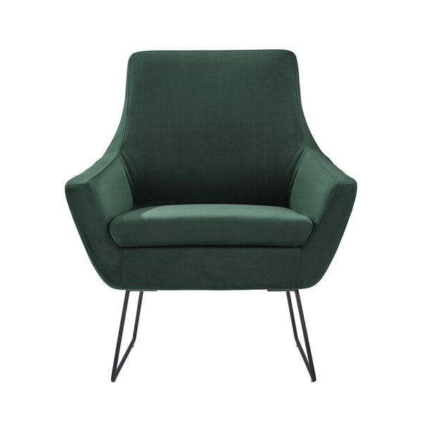 2019 Roswell Polyester Blend Lounge Chairs In Allmodern Scandi Style Seating Sale: December (View 25 of 30)