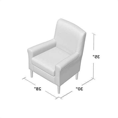 """2020 Amazon: Ronald 20"""" Armchair: Kitchen & Dining Intended For Ronald Polyester Blend Armchairs (View 8 of 30)"""