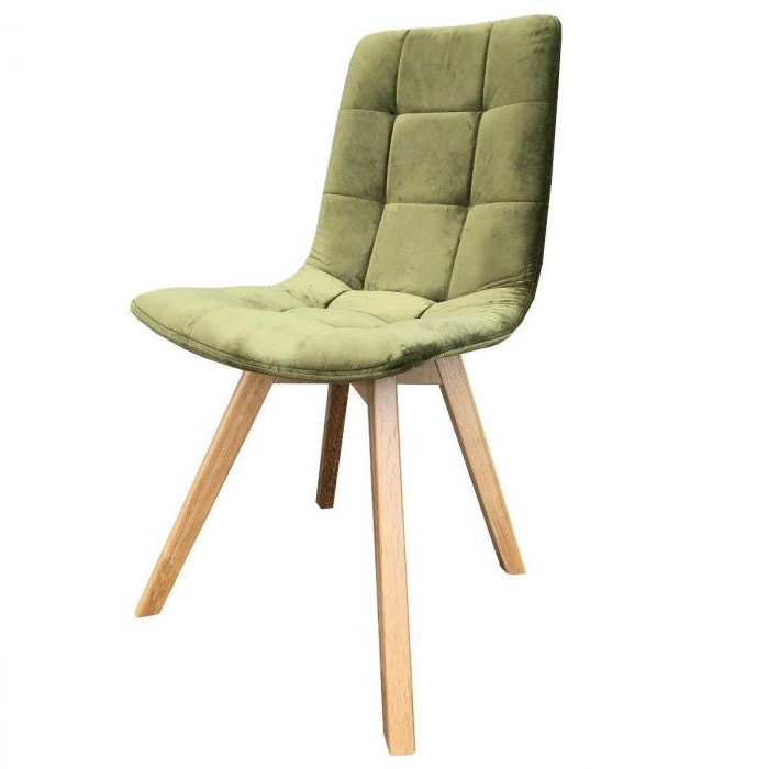 2020 Carlton Wood Leg Upholstered Dining Chairs With Dining Chair Atlanta With Light Wooden Leg (View 9 of 30)