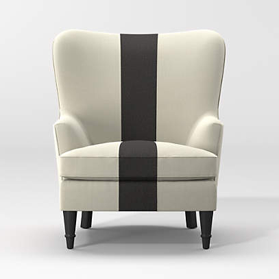 2020 Danow Polyester Barrel Chairs With Amherst Striped Chair + Reviews (View 20 of 30)