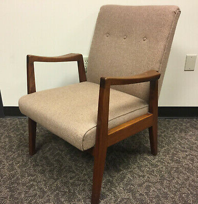 2020 Goodyear Slipper Chairs In Post 1950 – Retro Office Chair – Vatican (View 12 of 30)