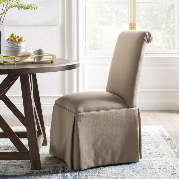 2020 Hutchinsen Polyester Blend Armchairs With Regard To Four Hands Lillian Chair (View 19 of 30)