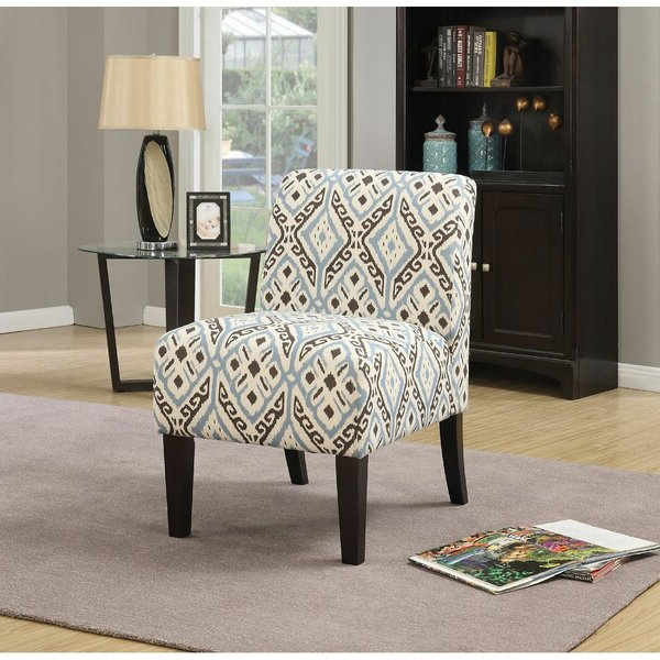 2020 Living Room Slipper Chairs In Alush Accent Slipper Chairs (set Of 2) (View 3 of 30)