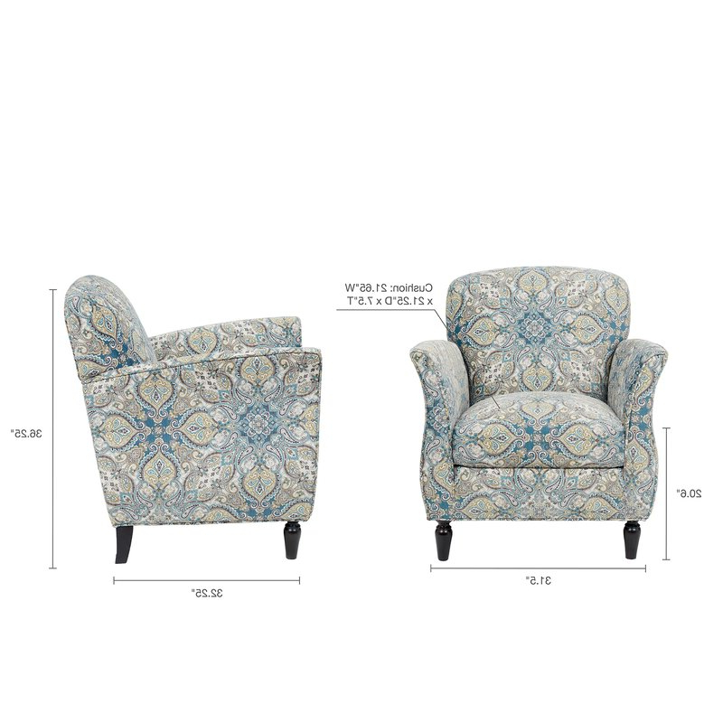 2020 Wainfleet Armchairs For Wainfleet Armchair (View 6 of 30)