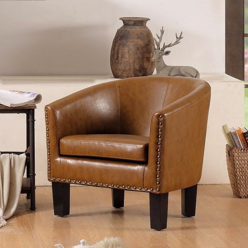 [%27 Best Barrel Chair Ideas [space Saving & Easy To Move With Preferred Liam Faux Leather Barrel Chairs|liam Faux Leather Barrel Chairs Throughout Most Recent 27 Best Barrel Chair Ideas [space Saving & Easy To Move|most Recent Liam Faux Leather Barrel Chairs Intended For 27 Best Barrel Chair Ideas [space Saving & Easy To Move|2019 27 Best Barrel Chair Ideas [space Saving & Easy To Move Inside Liam Faux Leather Barrel Chairs%] (View 21 of 30)