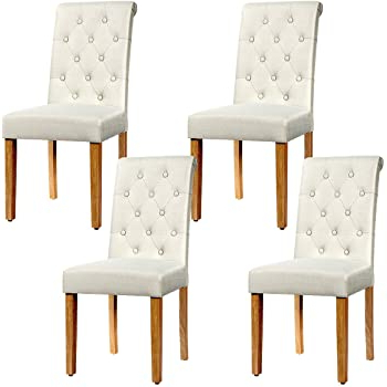 Aaliyah Parsons Chairs For Most Recently Released Amazon – Safstar Fabric Dining Chairs, Upholstered (View 19 of 30)