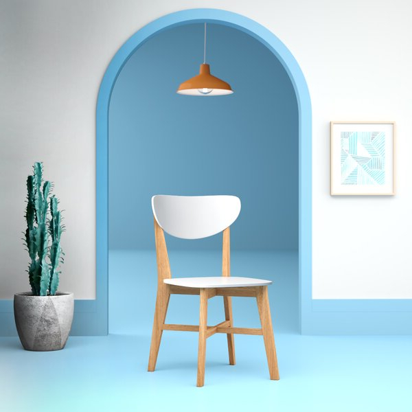 Aaliyah Parsons Chairs With Most Recently Released Aaliyah Solid Wood Side Chair In White (View 10 of 30)