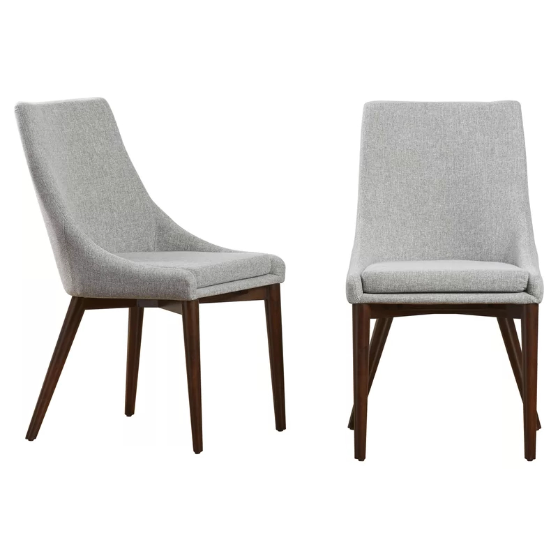 Aaliyah Upholstered Dining Chair & Reviews (View 6 of 30)