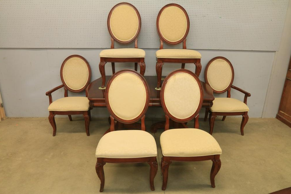 Absolute Auction & Realty With Regard To Current Giguere Barrel Chairs (View 13 of 30)