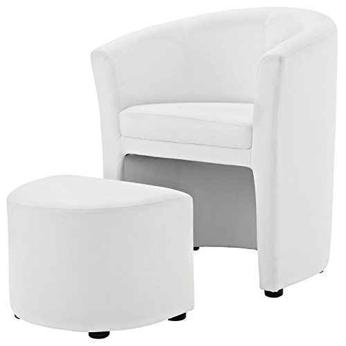 Accent Chair And Ottoman Sets Under $200 – Homeluf For Preferred Danny Barrel Chairs (set Of 2) (View 16 of 30)