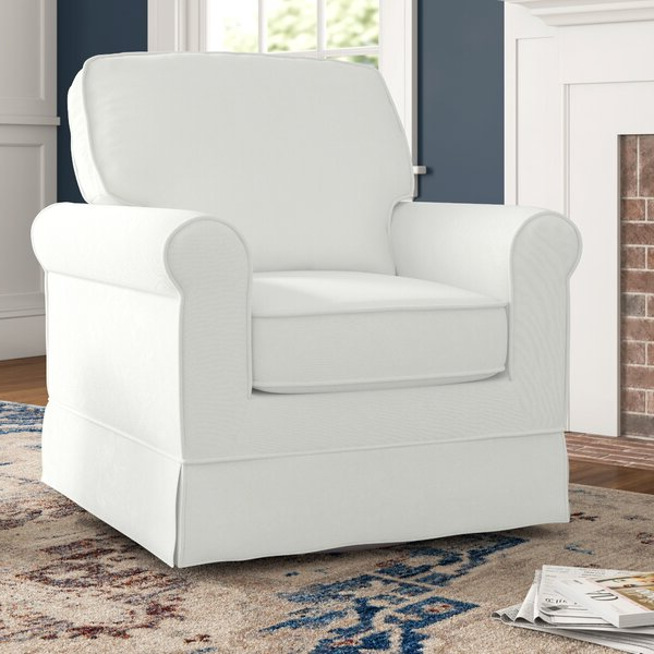 Accent Chair Swivel And Rock Regarding Most Recent Filton Barrel Chairs (View 30 of 30)