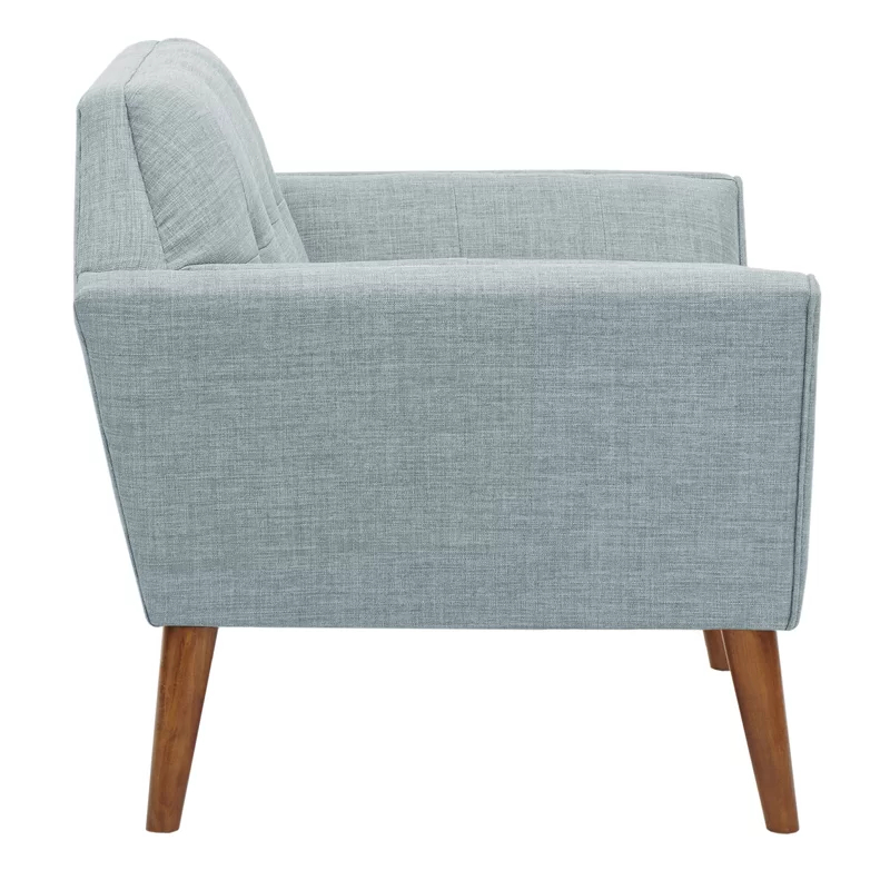 Accent Chairs In Belz Tufted Polyester Armchairs (View 15 of 30)