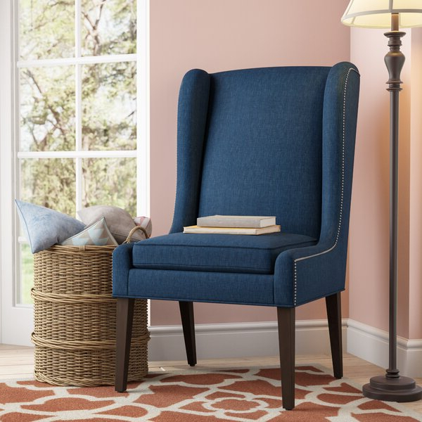 Andover Wingback Chair For Most Up To Date Andover Wingback Chairs (View 2 of 30)