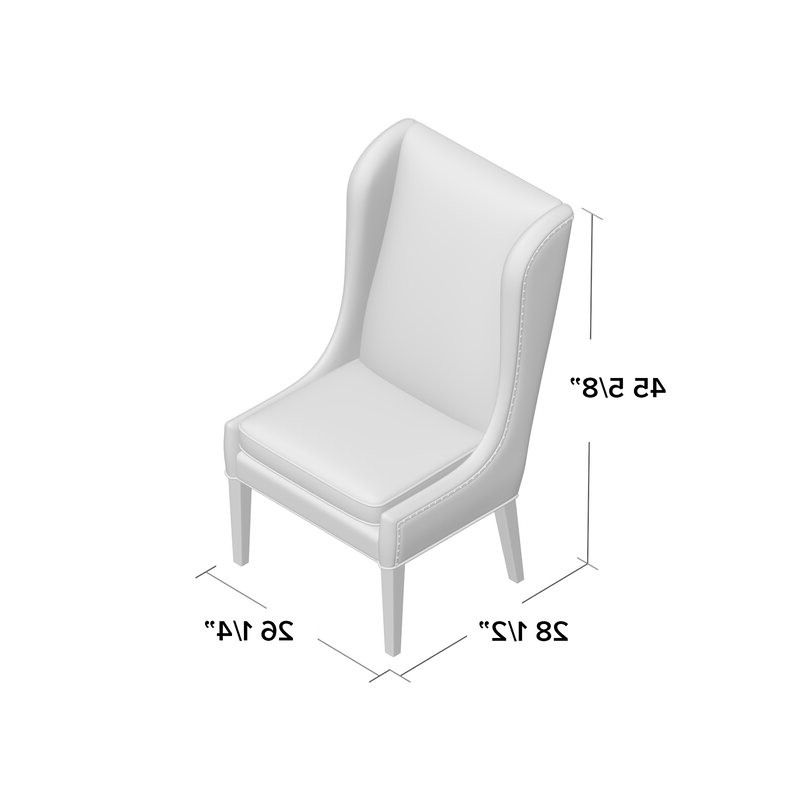 Andover Wingback Chair With Regard To 2020 Andover Wingback Chairs (View 11 of 30)