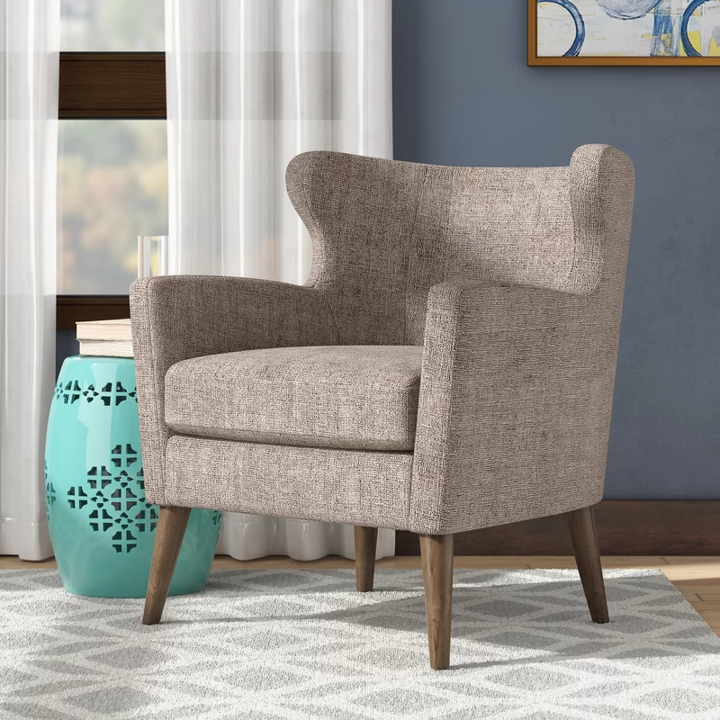 Armchair, Accent Chairs, Furniture Inside Lau Barrel Chairs (View 5 of 30)