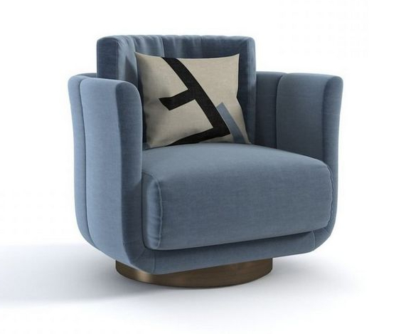 Armchair Furniture, Italian Throughout Current Hutchinsen Polyester Blend Armchairs (View 3 of 30)