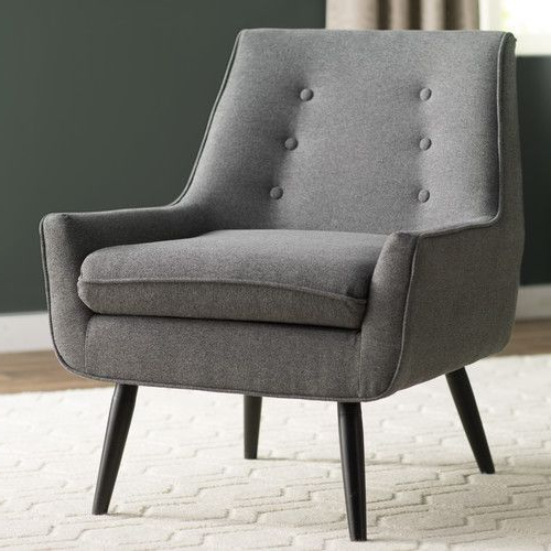 Armchair, Tufted Arm (View 30 of 30)