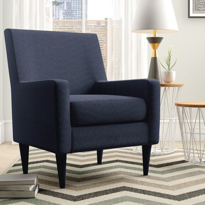 Armchair, Upholstered Seating With Regard To 2019 Donham Armchairs (View 5 of 30)