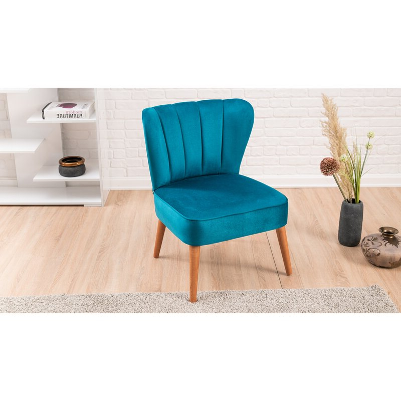 Ashcroft Layla Bergere Slipper Chair Within Newest Goodspeed Slipper Chairs (set Of 2) (View 10 of 30)