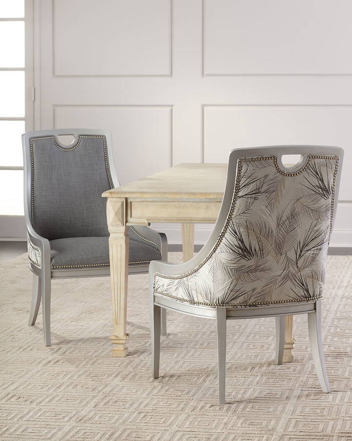Axel Dining Chair Within 2020 Madison Avenue Tufted Cotton Upholstered Dining Chairs (set Of 2) (View 30 of 30)