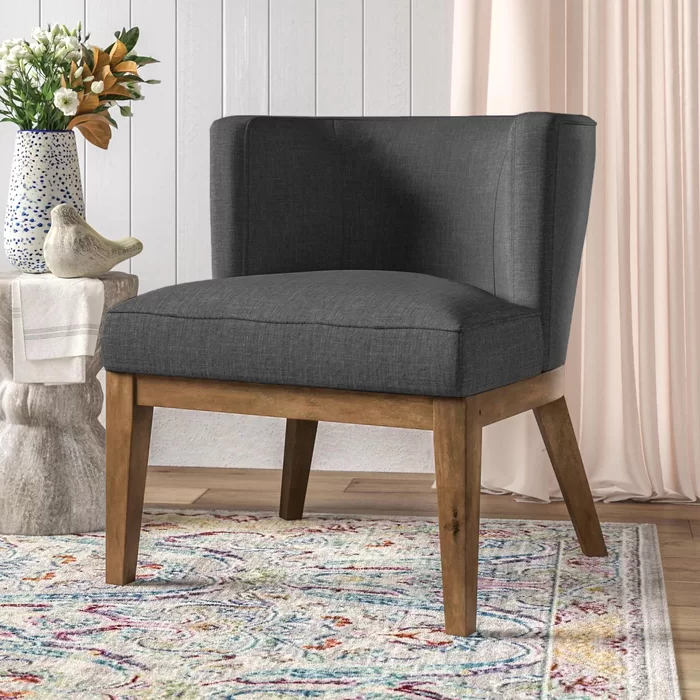 Barnard Polyester Barrel Chairs Pertaining To Most Popular Barnard Barrel Chair & Reviews (View 9 of 30)