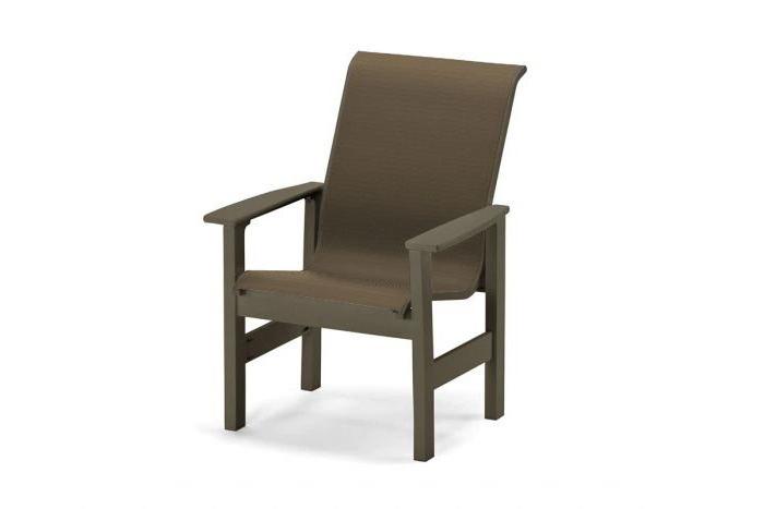 Beachwood Arm Chairs For Popular Leeward Mgp Sling Arm Chair (View 7 of 30)