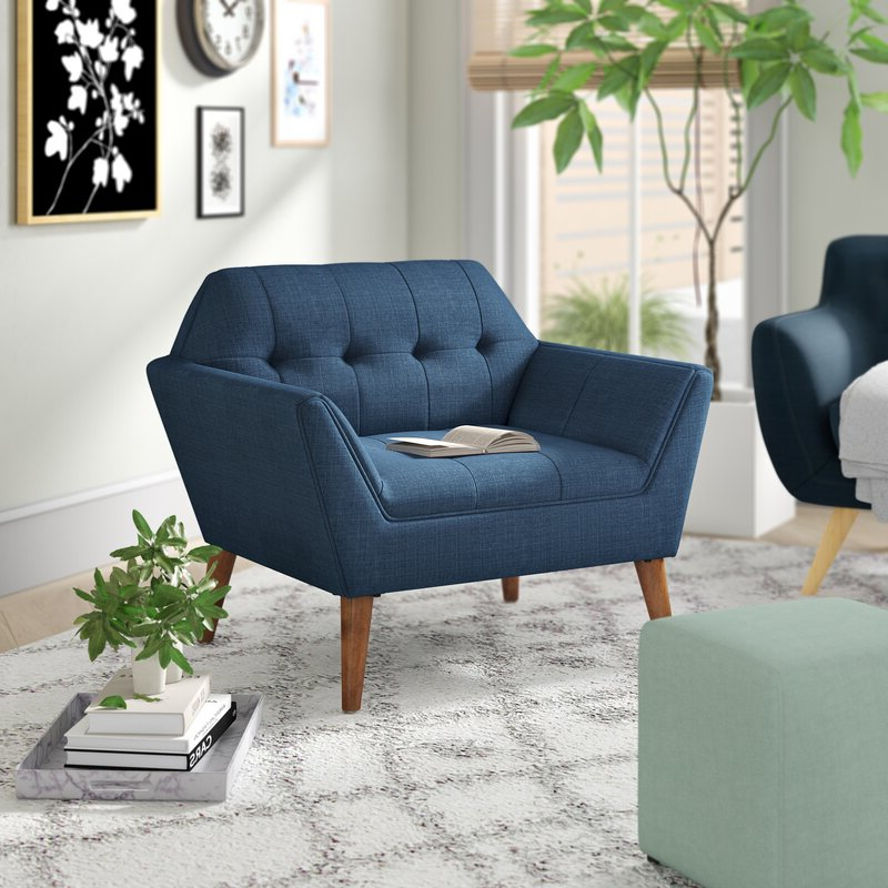 Featured Photo of Belz Tufted Polyester Armchairs
