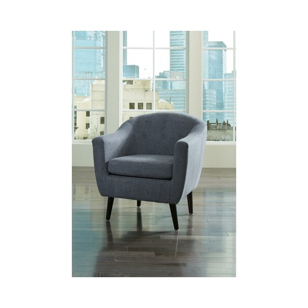 Best And Newest Barnard Polyester Barrel Chairs In Slinkard (View 15 of 30)