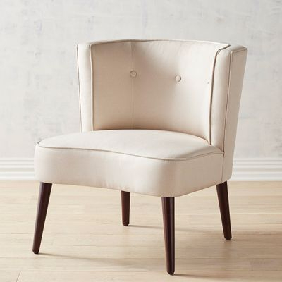 Best And Newest Briseno Barrel Chairs Inside Evie Sand Chair (View 21 of 30)
