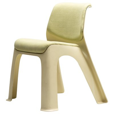 Best And Newest Chiles Linen Side Chairs With Moss Linen Plastic Chair, (View 10 of 30)