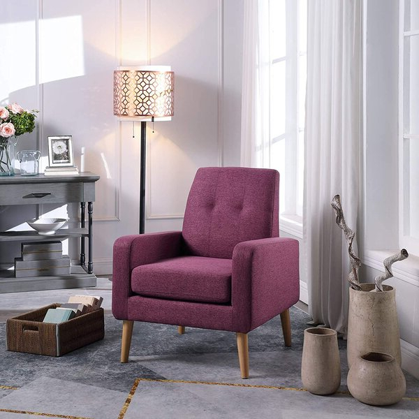 Best And Newest Cozy Reading Chair Purple For Live It Cozy Armchairs (View 26 of 30)