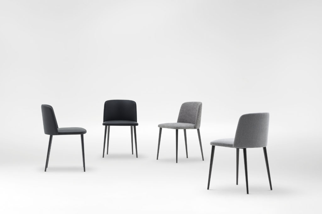 Best And Newest Erasmus Side Chairs Intended For Ballet Dining Chair – Camerich San Francisco (View 30 of 30)