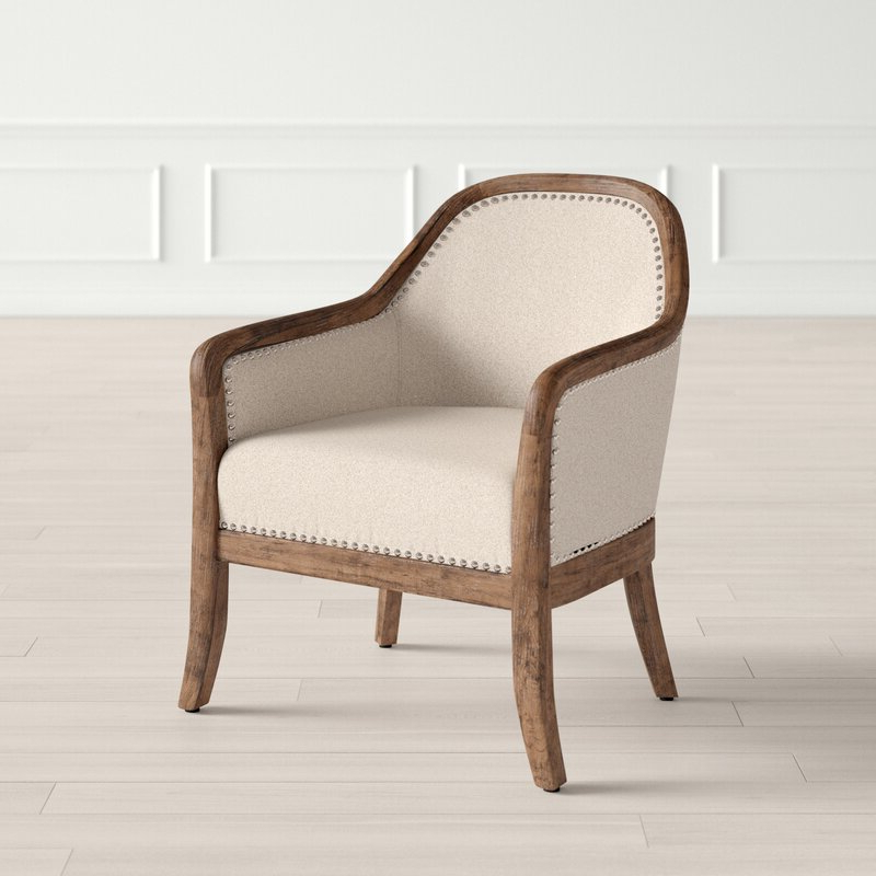 Best And Newest Hillary Barrel Chair In Briseno Barrel Chairs (View 13 of 30)