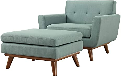 Featured Photo of Modern Armchairs And Ottoman
