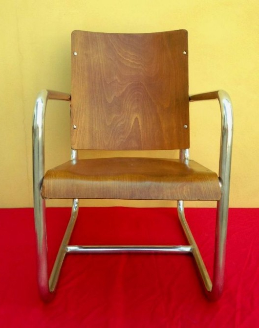 Best And Newest Moioli Gallery – 1930's Rationalist Italian Armchairs Regarding Columbus Armchairs (View 21 of 30)