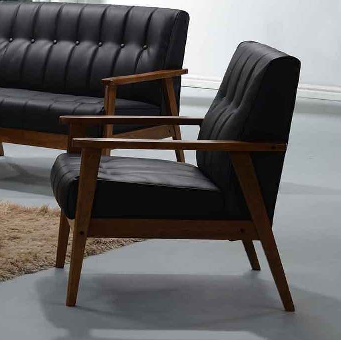 Best And Newest Ragsdale Armchairs Pertaining To Arm Modern & Contemporary Accent Chairs You'll Love In (View 8 of 30)