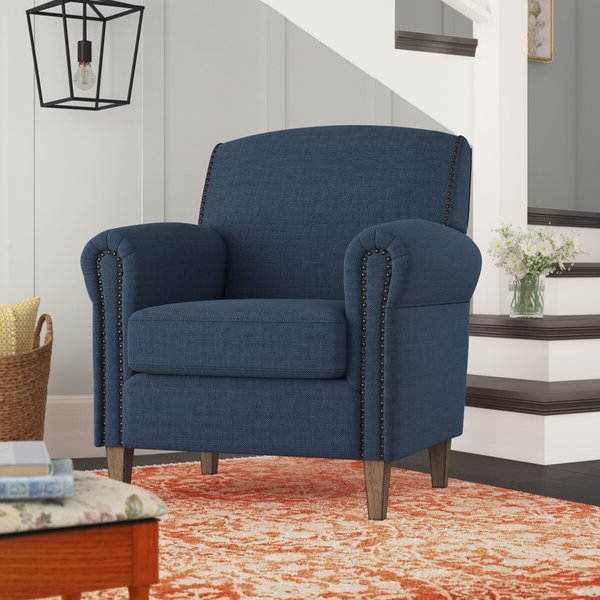 Bethine Polyester Armchairs (set Of 2) Pertaining To Fashionable Carney Hill Arm Chair (View 8 of 30)