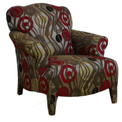 Bloomsbury Market Portmeirion Armchair Body Fabric Pertaining To Well Known Portmeirion Armchairs (View 1 of 30)