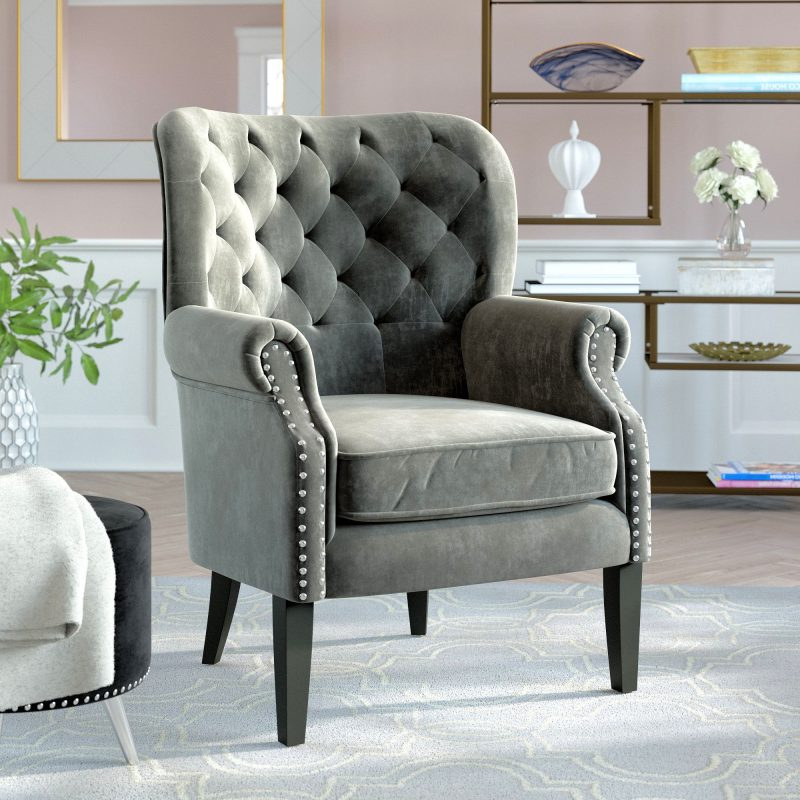 Bouck Wingback Chairs In Famous 27 Best Wingback Accent Chair Ideas (View 22 of 30)