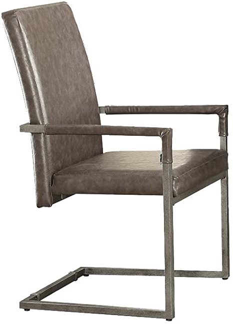 Boyden Armchairs Inside Popular Amazon – Acme Furniture 73112 Lazarus Arm Chair, Set Of (View 25 of 30)