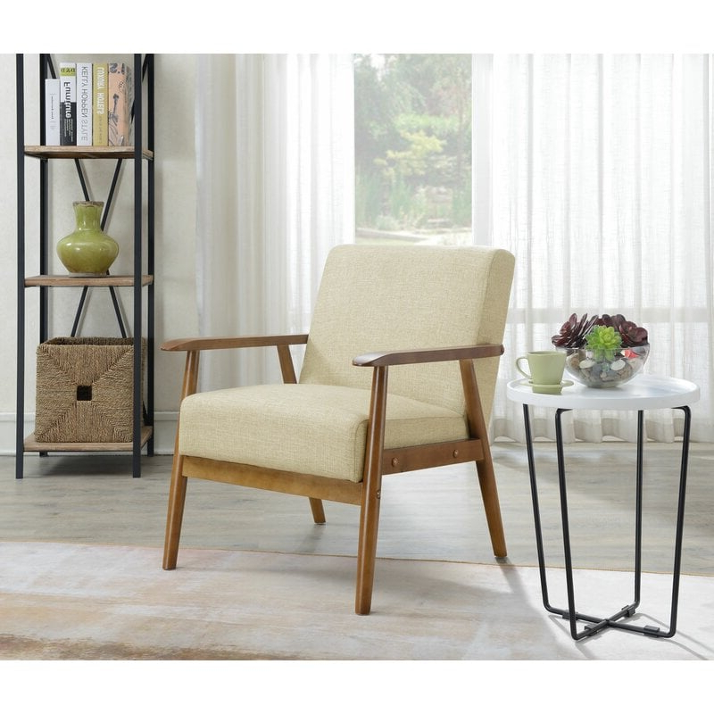Boyden Armchairs Within Famous Wayfair Save Big Give Back Spring Sale (View 26 of 30)