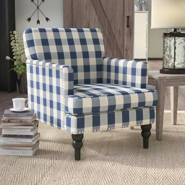 Bright Chair Inside Trendy Bethine Polyester Armchairs (set Of 2) (View 11 of 30)