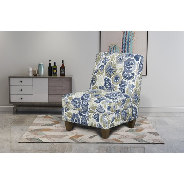 Bright Floral Chair Inside 2020 Bethine Polyester Armchairs (set Of 2) (View 28 of 30)