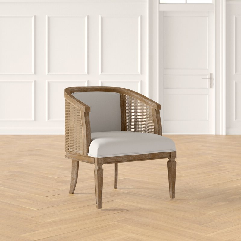 Briseno Barrel Chairs In Latest Lindsey Barrel Chair (View 19 of 30)