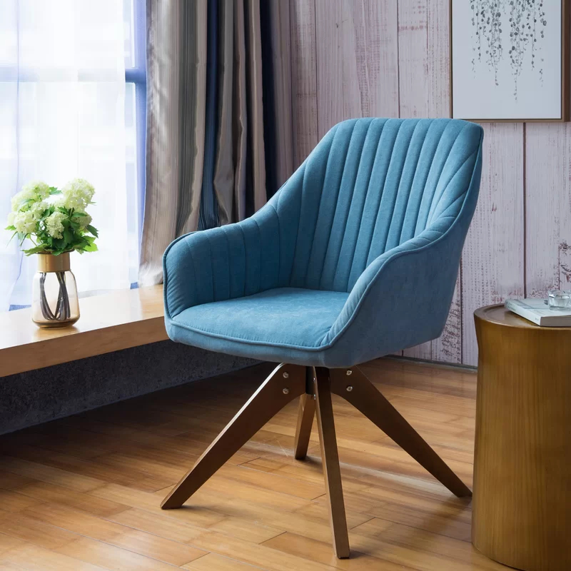Brister Swivel Side Chair In (View 2 of 30)