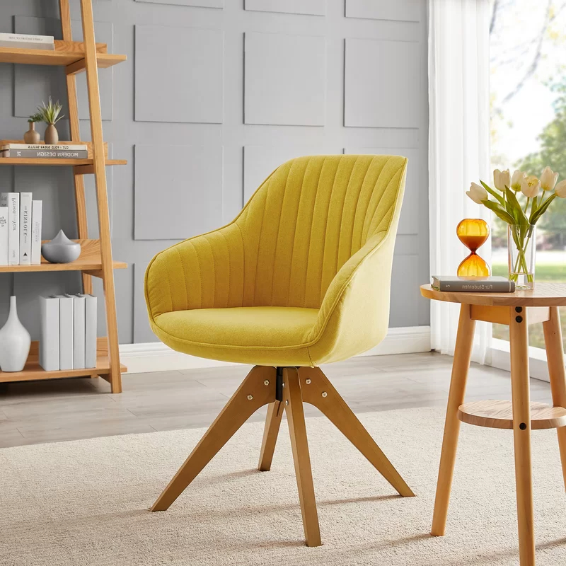 Brister Swivel Side Chairs Throughout Popular Brister Swivel Side Chair In (View 4 of 30)