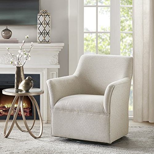 Brister Swivel Side Chairs Within Recent Cream Colored Furniture: Living Room, Bedroom & Dining Room (View 30 of 30)
