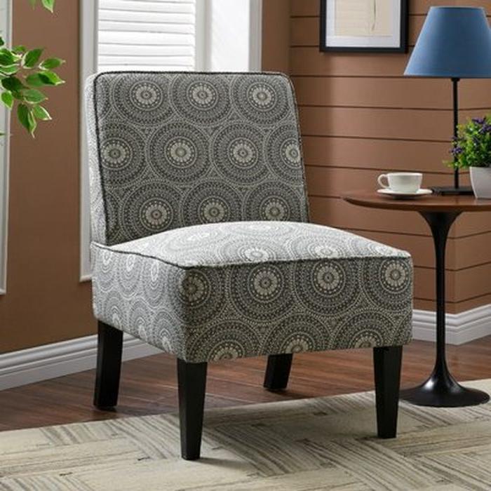 Burling Slipper Chair – Wayfair With Regard To Current Munson Linen Barrel Chairs (View 16 of 30)